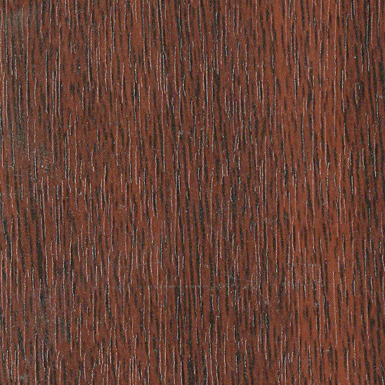 Цвет реечного потолка: 209 махагон, темное дерево