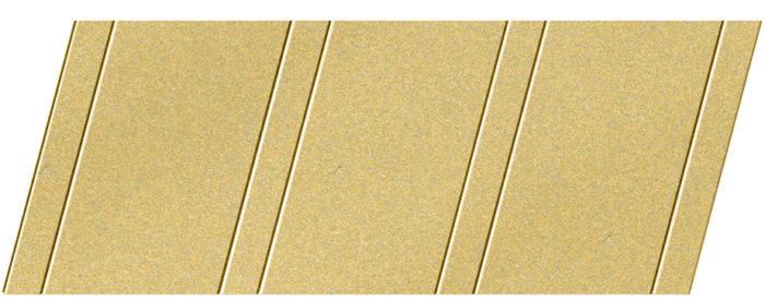 """Реечный потолок """"под металлик"""" 100 P и 25 P, цвет: панель - 152"""