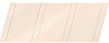 Глянцевый реечный потолок 100 P и 25 P, цвет: панель - 710 1
