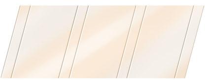 Глянцевый реечный потолок 100 P и 25 P, цвет: панель - 710 2