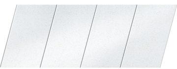 """Реечный потолок """"под металлик"""" 100 P, цвет: панель - 143"""