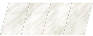 """Реечный потолок """"под мрамор"""" 100 P, цвет: панель - 333"""