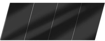 Глянцевый реечный потолок 100 P, цвет: панель - 388