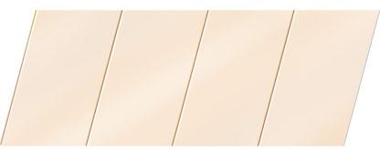 Глянцевый реечный потолок 100 P, цвет: панель - 710 1