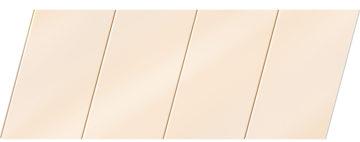 Глянцевый реечный потолок 100 P, цвет: панель - 710 2