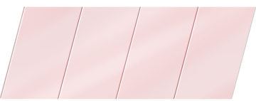 Глянцевый реечный потолок 100 P, цвет: панель - 717 1