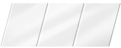 Глянцевый реечный потолок 150 C, цвет: панель - 141