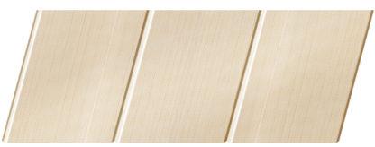 Реечный потолок с фактурой светлое дерево (бук песочный) 150 C, цвет: панель - 201