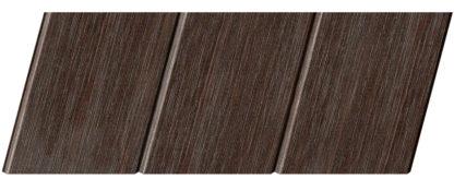 Реечный потолок с фактурой темное дерево (венге) 150 C, цвет: панель - 207