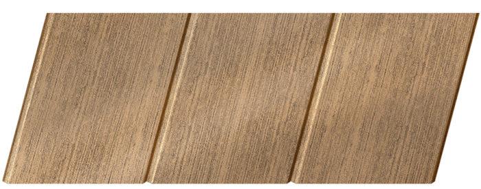 """Реечный потолок """"под металлик"""" 150 C, цвет: панель - 551"""