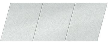 """Реечный потолок """"под металлик"""" 150 P, цвет: панель - 133"""