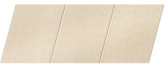Реечный потолок с фактурой светлое дерево (бук песочный) 150 P, цвет: панель - 201