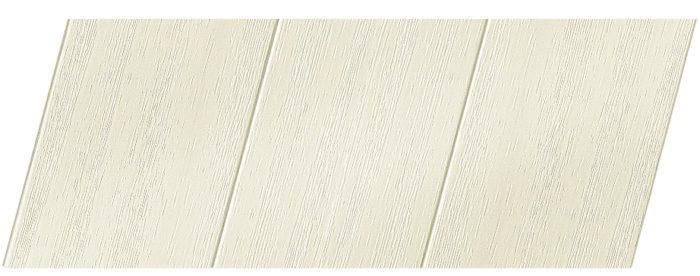 Реечный потолок с фактурой светлое дерево (вуд белый) 150 P, цвет: панель - 211