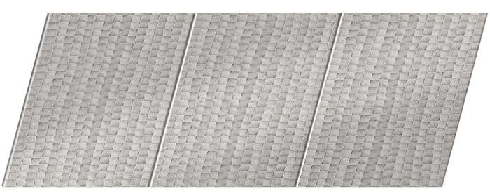 Реечный потолок с фактурой кожи 150 P, цвет: панель - 500