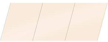 Матовый реечный потолок 150 P, цвет: панель - 710