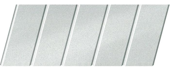 """Реечный потолок """"под металлик"""" 75 C, цвет: панель - 133"""
