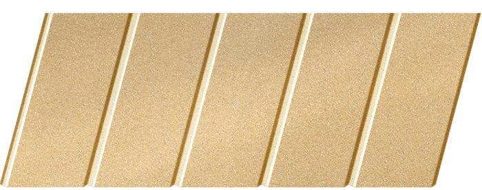 """Реечный потолок """"под металлик"""" 75 C, цвет: панель - 153"""