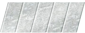 """Реечный потолок """"под мрамор"""" 75 C, цвет: панель - 335"""