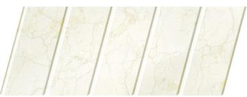 """Реечный потолок """"под мрамор"""" 75 C, цвет: панель - 337"""
