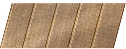 """Реечный потолок """"под металлик"""" 75 C, цвет: панель - 551"""