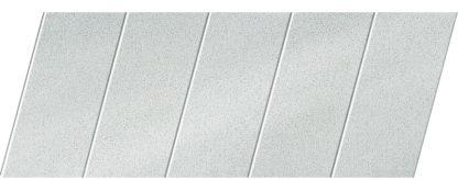 """Реечный потолок """"под металлик"""" 75 P, цвет: панель - 133"""