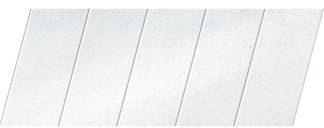 """Реечный потолок """"под металлик"""" 75 P, цвет: панель - 143"""