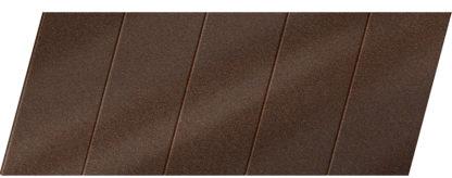 """Реечный потолок """"под металлик"""" 75 P, цвет: панель - 150"""