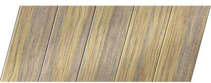 толок с фактурой темное дерево (дуб антик) 75 P, цвет: панель - 204