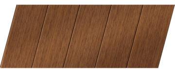 толок с фактурой темное дерево (дуб медовый) 75 P, цвет: панель - 205