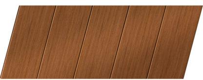толок с фактурой темное дерево (орех) 75 P, цвет: панель - 207