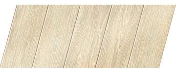 Реечный потолок с фактурой светлое дерево (дуб светлый) 75 P, цвет: панель - 210
