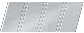 """Реечный потолок """"под металлик"""" 84 R, цвет: панель - 130"""