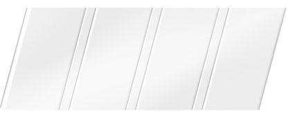 Матовый реечный потолок 84 R, цвет: панель - 140