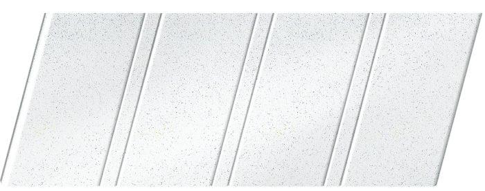 """Реечный потолок """"под металлик"""" 84 R, цвет: панель - 143"""