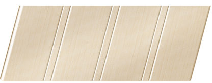 Реечный потолок с фактурой светлое дерево (бук песочный) 84 R, цвет: панель - 201