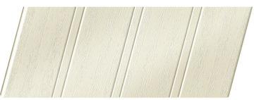 Реечный потолок с фактурой светлое дерево (вуд белый) 84 R, цвет: панель - 211