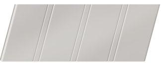 Матовый реечный потолок 84 R, цвет: панель - 233