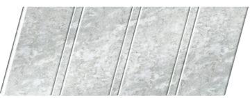 """Реечный потолок """"под мрамор"""" 84 R, цвет: панель - 335"""