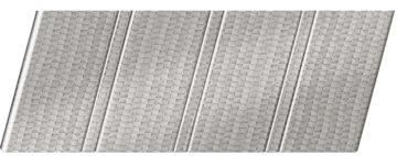 Реечный потолок с фактурой кожи 84 R, цвет: панель - 500