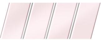 Матовый реечный потолок 84 R(V), цвет: панель - 716, профиль - 140