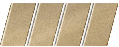 """Реечный потолок """"под металлик"""" 84 R(V), цвет: панель - 552, профиль - 141"""