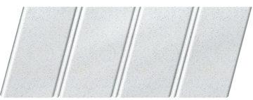 """Реечный потолок """"под металлик"""" 84 R(V), цвет: панель - 143"""