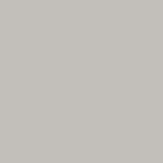 Цвет реечного потолка: 233, матовый серый