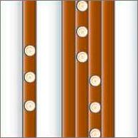 Реечный потолок75C и150C (закрытый), цвета140и209, комплект