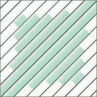 Реечный потолок75C (закрытый), цвета143 и461, комплект
