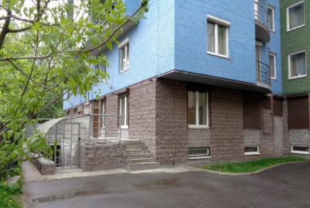 Филиал в Санкт-Петербурге. USA Ceiling Group. С-Петербург, ВО 13-я линия, 54