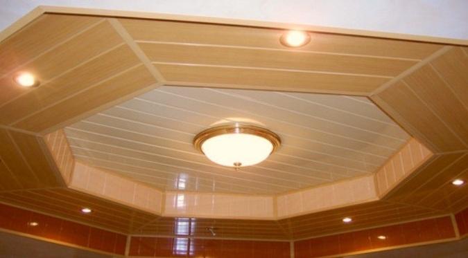 Потолок закрытого типа 150 C, бук песочный 201 USA Ceiling Group, Россия