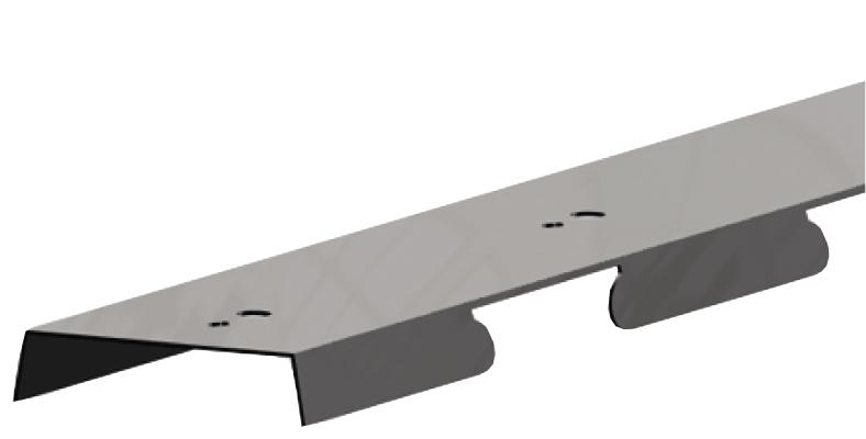 СтрингерAR для реечных потолков 84O и84R, длина до4м