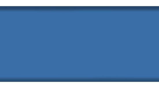 Промежуточный профиль 84R, цвет 2660 синий