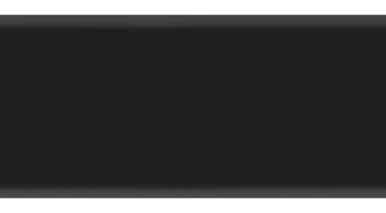 Промежуточный профиль 84R, цвет 288 черный